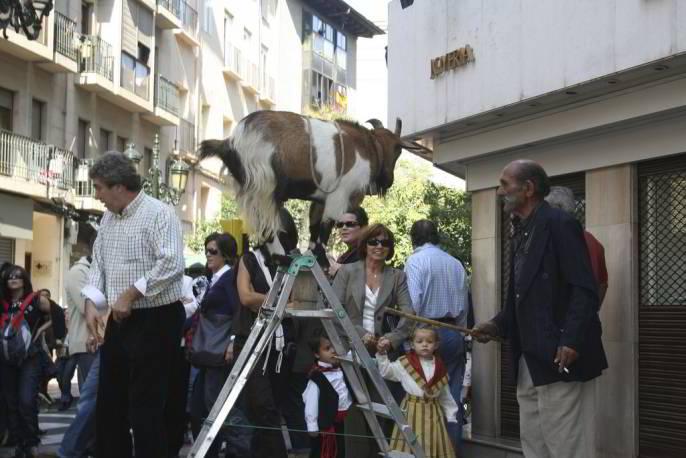 El chiste del gitano, el medico y la cabra
