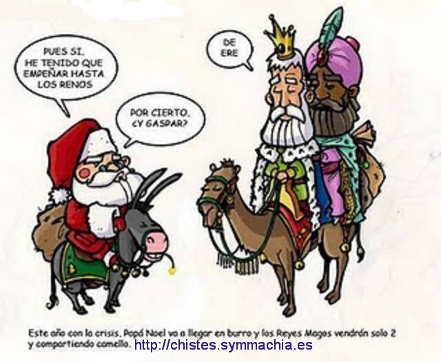 crisis en navidad