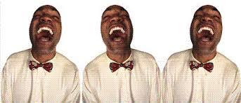 El chiste del hombre de color