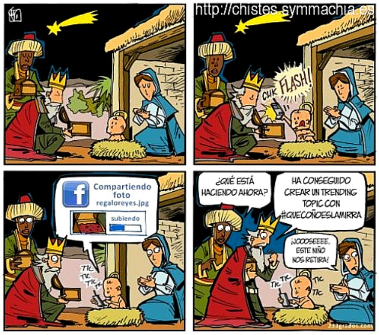 facebook en el portal de belen