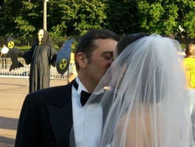 Papa, encontré al amor de mi vida y me voy a casar!