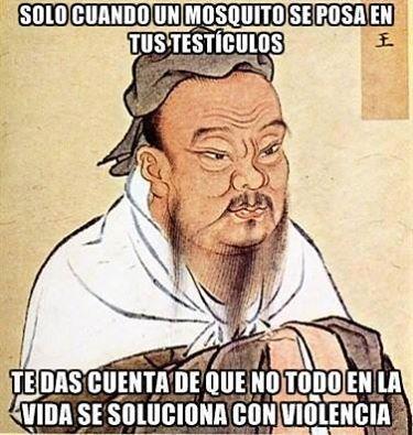 frase divertida de confucio