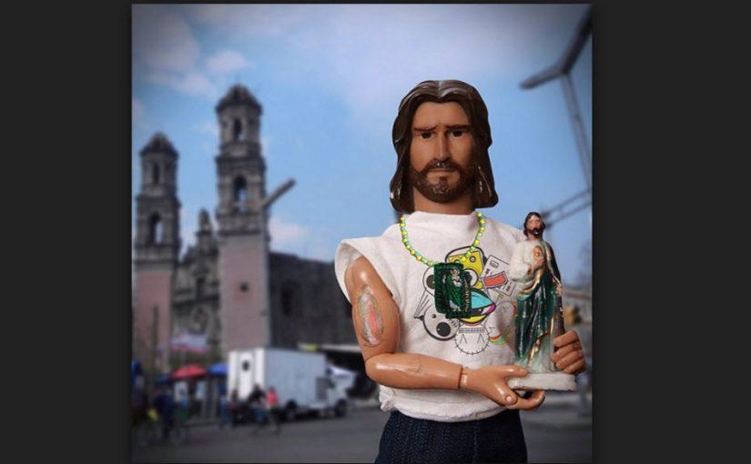 Jesucristo haciendo milagros